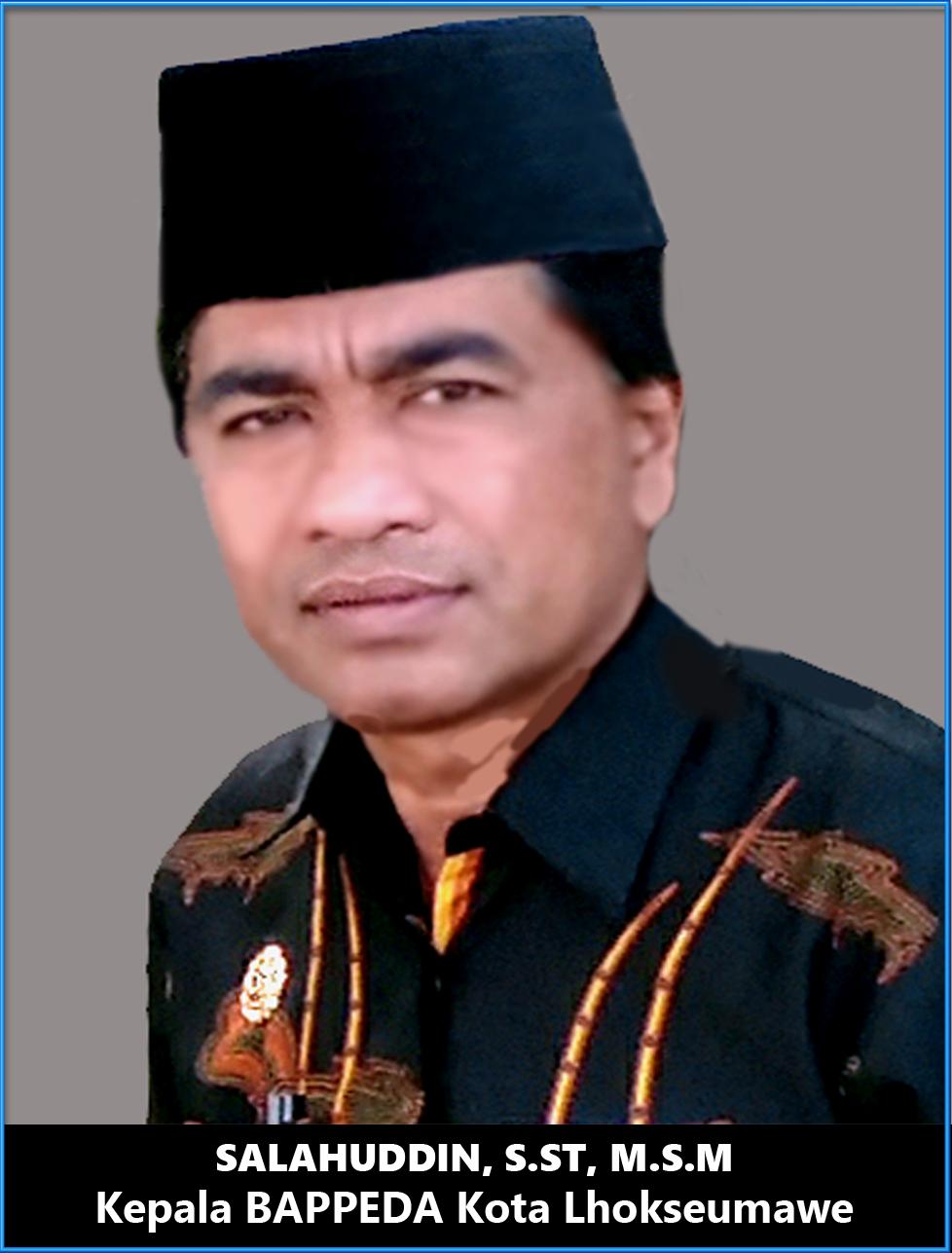 kepala Bappeda Kota Lhokseumawe